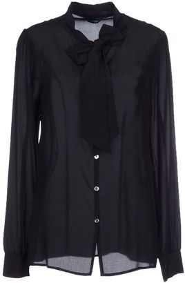 GUESS BY MARCIANO Shirts - Shop for women's Shirt - Black Shirt