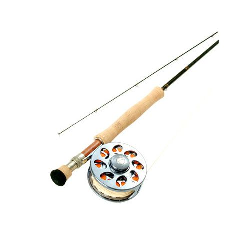 Fly fishing rod and reels to choose a fly fishing for Fly fishing combo