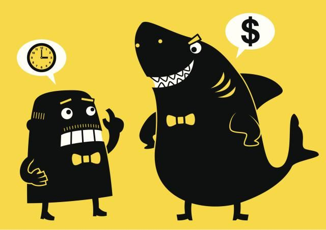 Loan sharks offer short-term high-cost loans in the informal marketplace. You could even consider licensed payday lenders loansharks as well. Find out what can go wrong with these types of loans