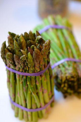 Easy Refrigerator Pickled Asparagus Recipe