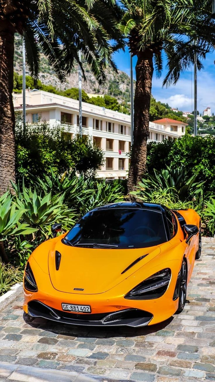 McLaren 720s by Anu Find a HD wallpaper for your