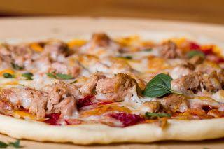 Tanulj meg sütni!: Ropogós pizza tészta, élesztő nélkül