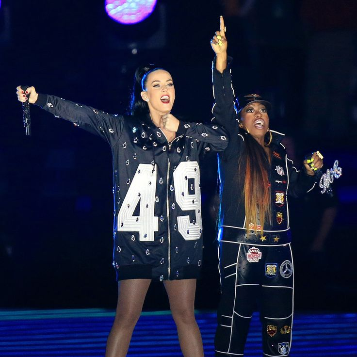 You'll Want to Watch Katy Perry's Super Bowl Halftime Show Again: Katy Perry pulled out all the stops during her Super Bowl halftime show on Sunday, performing hit after hit with Lenny Kravitz and Missy Elliott.