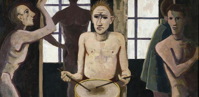 Schwarze Jahre - Otto Dix, Picasso...