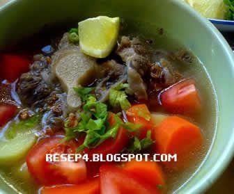 Resep Sup Daging Sapi - http://resep4.blogspot.com/2013/09/resep-sup-daging-sapi-enak-sederhana.html