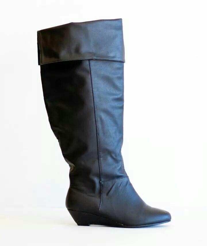 Wide Calf Boots - Plus Size - Curvy Fashion - Bold - Unique - Renegade