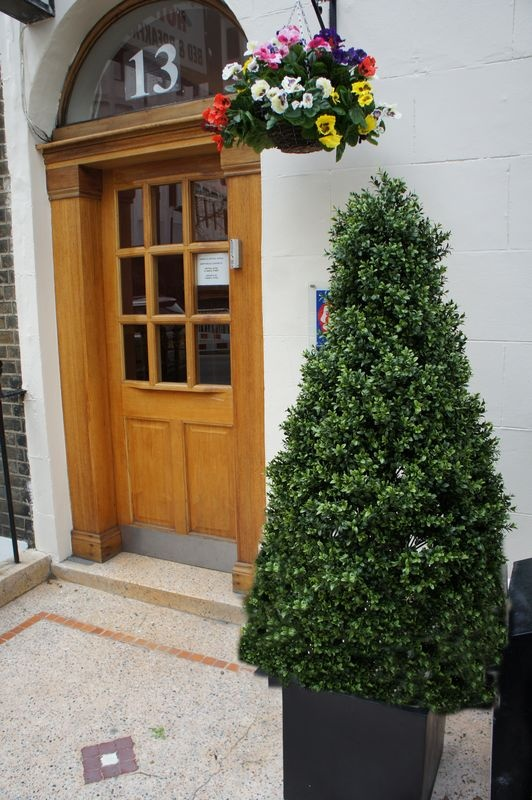 Outdoor Artificial Plants | Outdoor Planters | Window Box Company | Window  Boxes London