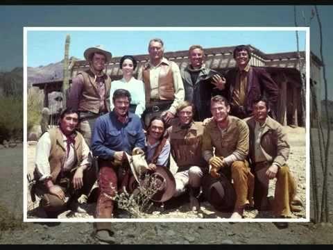 The High Chaparral Theme 1967   1971 www Keep Tube com
