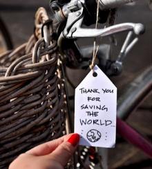 Bike Tagging.