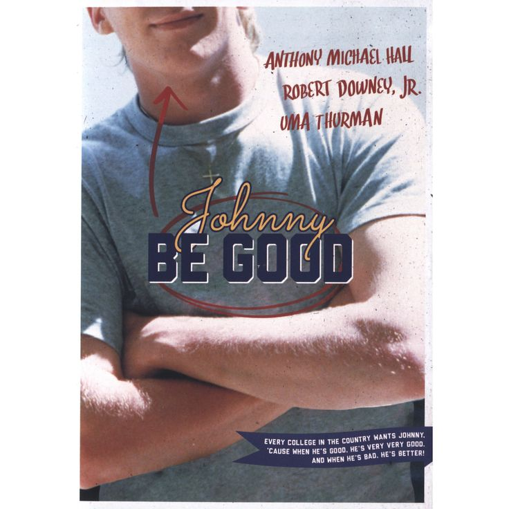 Johnny be good (Dvd), Movies