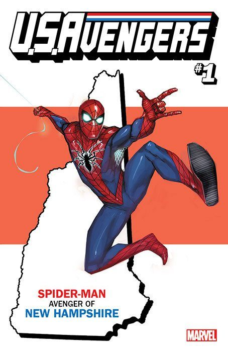 USAvengers-State-Cover-Variant-Spider-Man_New_Hampshire.jpg (454×700)