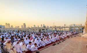 A man did not pay Zakat-ul-Fitr before 'Eid prayer last year & still hasn't. What to do?