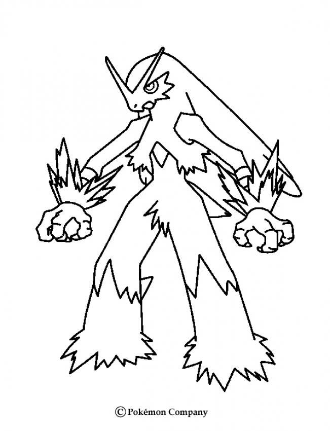 """Résultat de recherche d'images pour """"pokemon brasegali coloriage"""""""