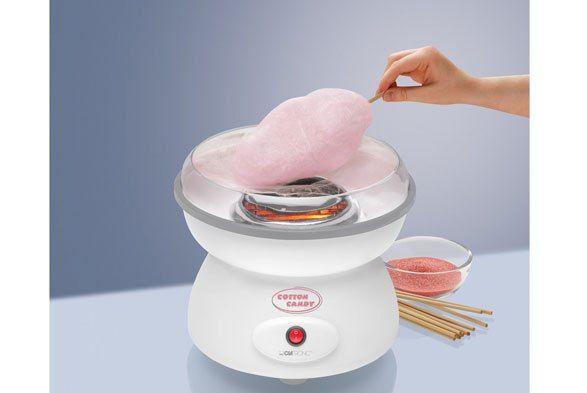 Máquina de hacer algodon de azucar Clatronic