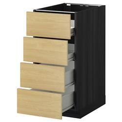 Ντουλάπια βάσης, ύψος σκελετού 80cm | IKEA Ελλάδα