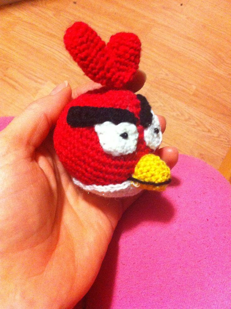 Angry birds-Red cardinal