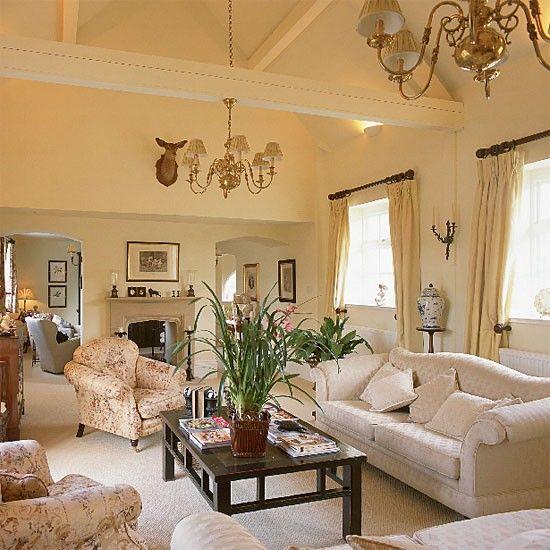 Great Traditionelles Wohnzimmer Wohnideen Living Ideas Interiors Decoration