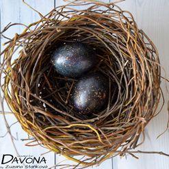 Barvení vajíček netradičním způsobem - 1.díl