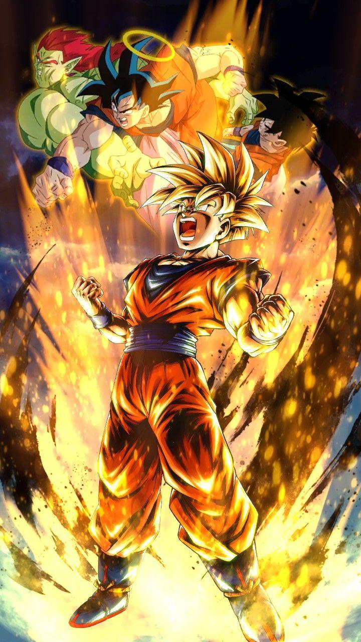 Gohan Super Saiyan Dragon Ball Legends Dragon Ball Super Manga Anime Dragon Ball Super Dragon Ball Image