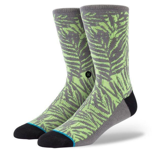D Wade Everglades Socks - Lime - $13.99