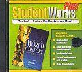 glencoe world history StudentWorks Plus Cover