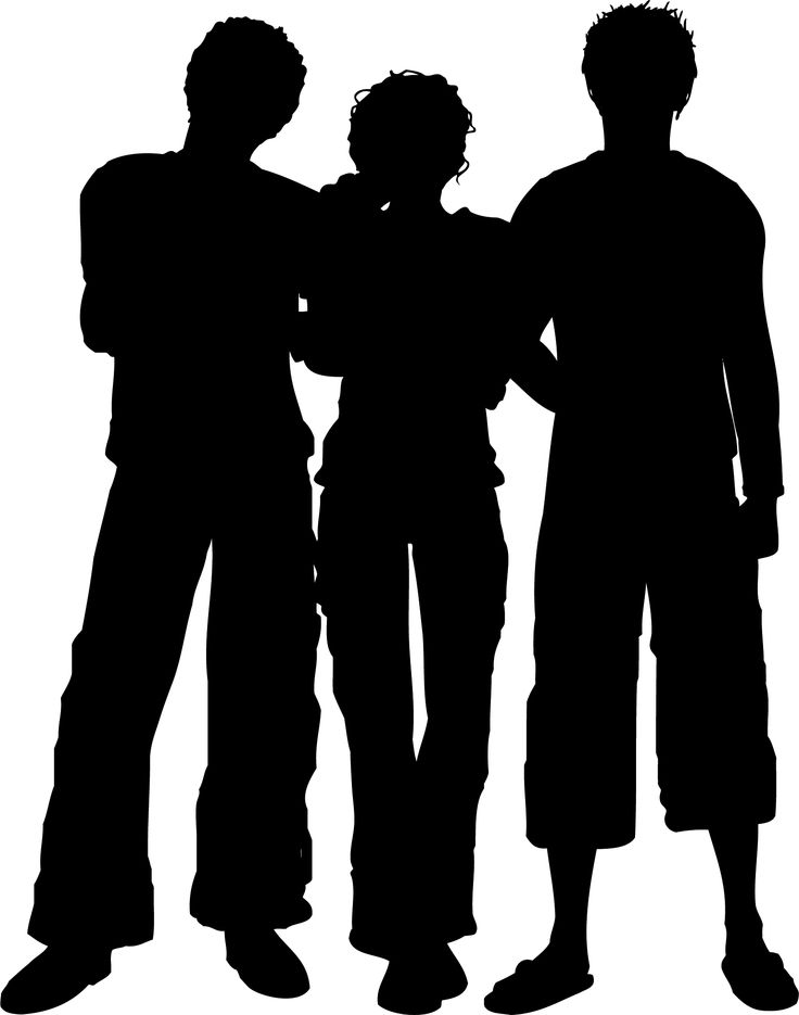 people silhouettes_9