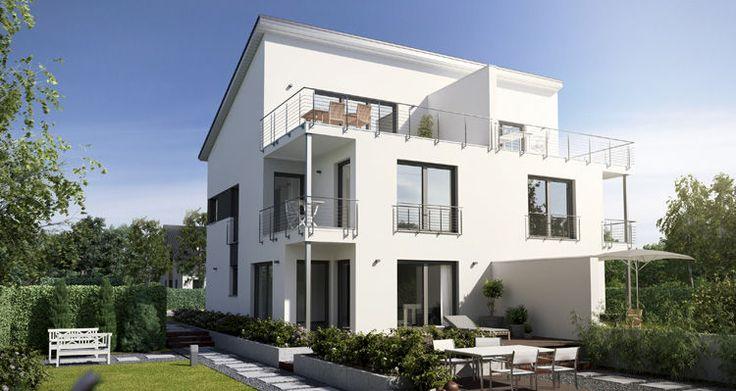 Doppelhaus Gemello PD 212 | Fertighaus | Doppelhäuser