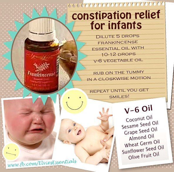 Young Living Frankincense----Constipation Relief for Infants www.heavenscentoils4u.com  to LEARN MORE or TO ORDER    YL# 1434972  Debbie Norris