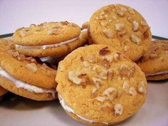 Фото Греческое медовое печенье