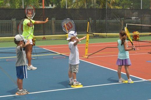 O método play and stay : uma revolução na iniciação ao ensino do tênis para crianças. Gabriel Joaquim Herold. Universidade Federal do Rio Grande do Sul.