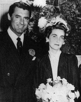 Actor Cary Grant and Woolworth heiress Barbara Hutton (reputed to be the wealthiest woman in the world at the time) were married in 1942 and divorced in 1945. He was the third of her seven husbands.  She was the second of his five wives.