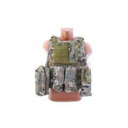 8Fields vesta tactica AAV FSBE Multicam - Veste Tactice - Articole Vestimentare - Echipament Tactic