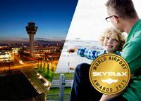 MUNICH INTERNATIONAL AIRPORT  Skytrax World´s Best Airport