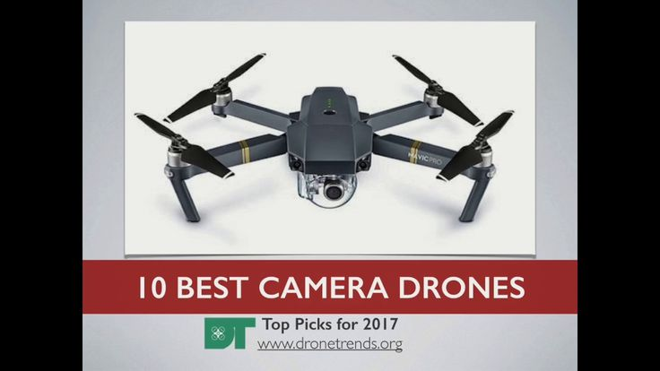 Best Camera Drones 2017 Reviews