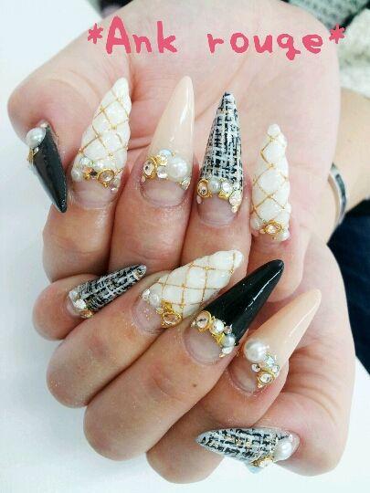 いわき市植田のネイルサロン nail's Art(ネイルズアート) [旧店名 ... キルティングネイル*