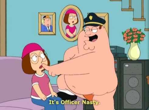 Family Guy Episode With Nudist
