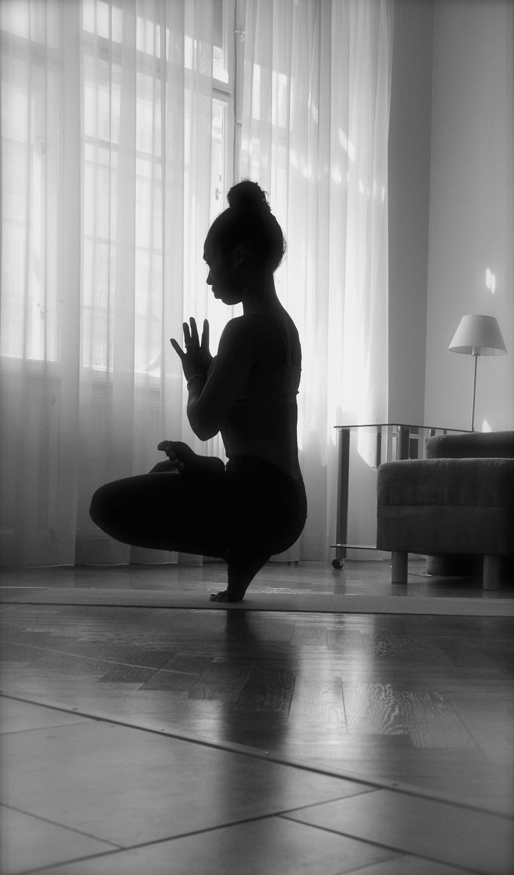 """""""There is a crack in everything, that's how the light gets in."""" – Leonard Cohen Ardha Baddha Padma Prapadasana - Half-Bound Lotus Tiptoe Pose."""