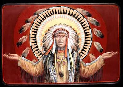 native american fathers day images