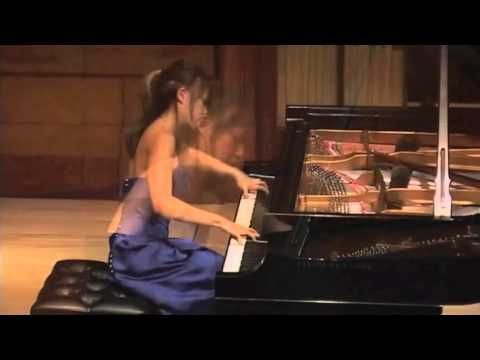 O poder da Arte:  The Power Of  Art !: Yuja Wang chopin ballade 1 (video)