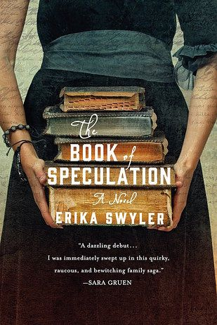 As Simon, a lonely research librarian, searches frantically for the key to a curse that might be killing the women in his family, he learns strange and fascinating secrets about their past. A tale full of magic and family mystery, The Book of Speculation will keep you up all night reading.  | The 24 Best Fiction Books Of 2015