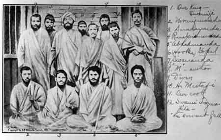 trends more: MONASTIC DISCIPLES OF BHAGAVAN SRI RAMAKRISHNA - SWAMI NIRANJANANANDA and SWAMI ADVAITANANDA