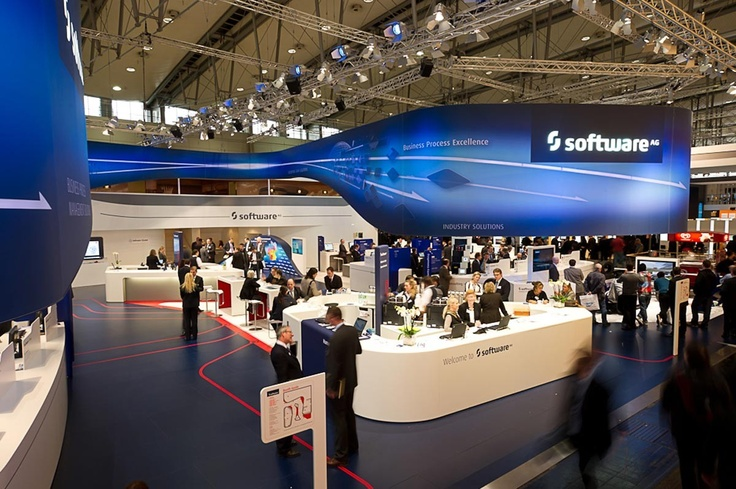 SOFTWARE AG - CEBIT HANNOVER 2012
