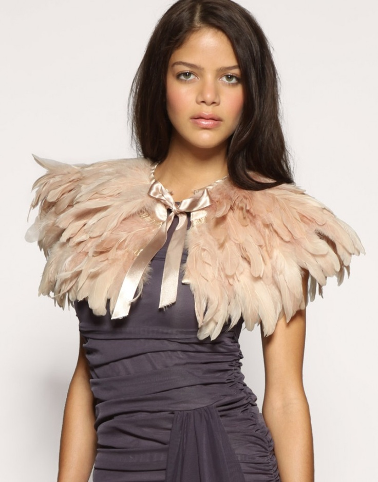 I could make a pretty great owl costume featuring this little number...