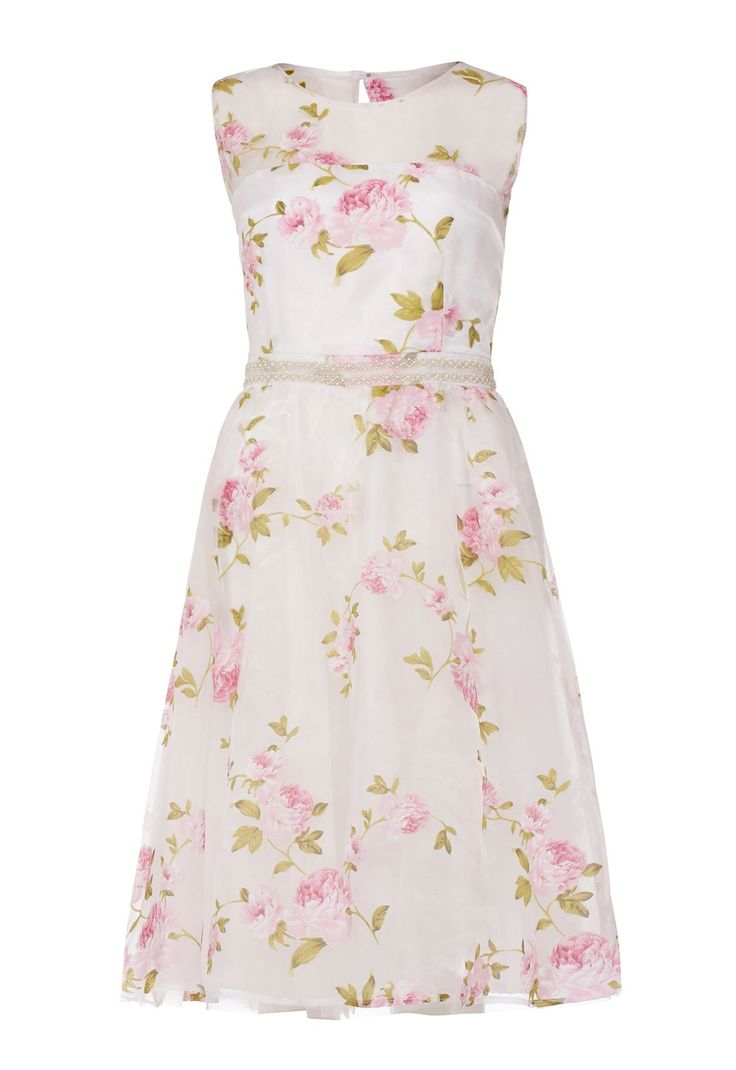 25 best ideas about white wedding guest dresses on for Floral dresses for wedding guests