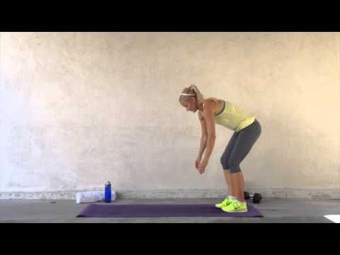 DAY 23 - AB WORKOUT - Welcome to REAL FIT with BROOKE B!