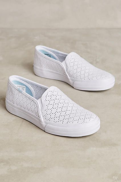 Keds Double Decker Perforated Sneakers