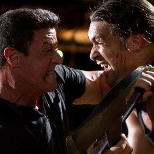 Bullet to the Head Hi-Res Photo Gallery with Sylvester Stallone - Sung Kang teams up with the action icon to take down a common enemy in this Walter Hill directed action-thriller, in theaters this February.