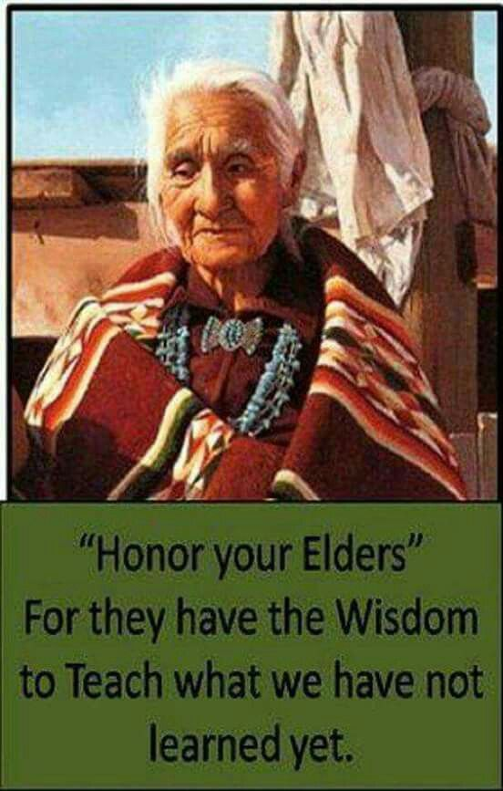 American indian wisdom is amazing