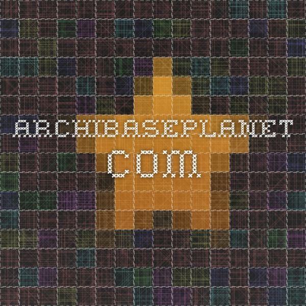 archibaseplanet.com