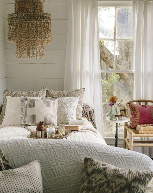 Amazing  Bohemian-Flavored Interiors 13